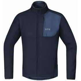 GORE WEAR C5 Gore Windstopper Thermo Trail Jacket Herre orbit blue/deep water blue